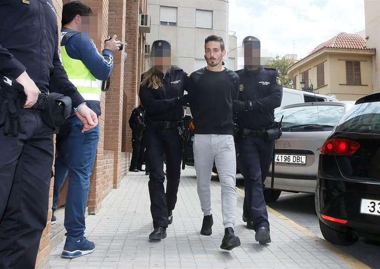 Nico Cháfer fue acusado de amaño. EFE/Archivo
