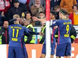 Novo triunfo para o time sensação da Bundesliga. EFE