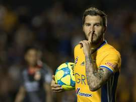 Gignac: Join PSG? I'd rather die. EFE/Archivo