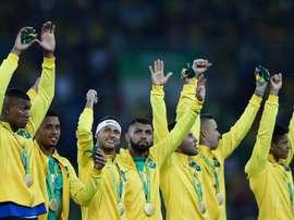 Zeca estuvo entre los ganadores del oro olímpico en Río 2016. EFE/Archivo