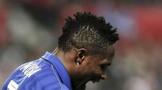 Ahmed Musa had a frustrating time at Leicester. EFE