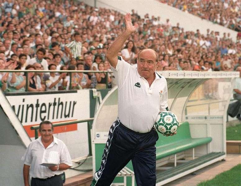 El ex entrenador del Betis no se corta. EFE