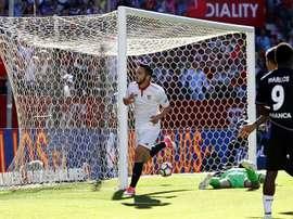 Sevilla end dismal run. EFE