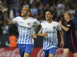 Sandro scored against his former club. EFE