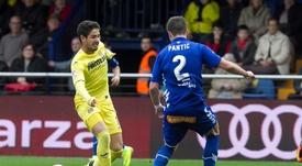 Pantic militó en el Villarreal, entre otros equipos españoles. EFE/Archivo