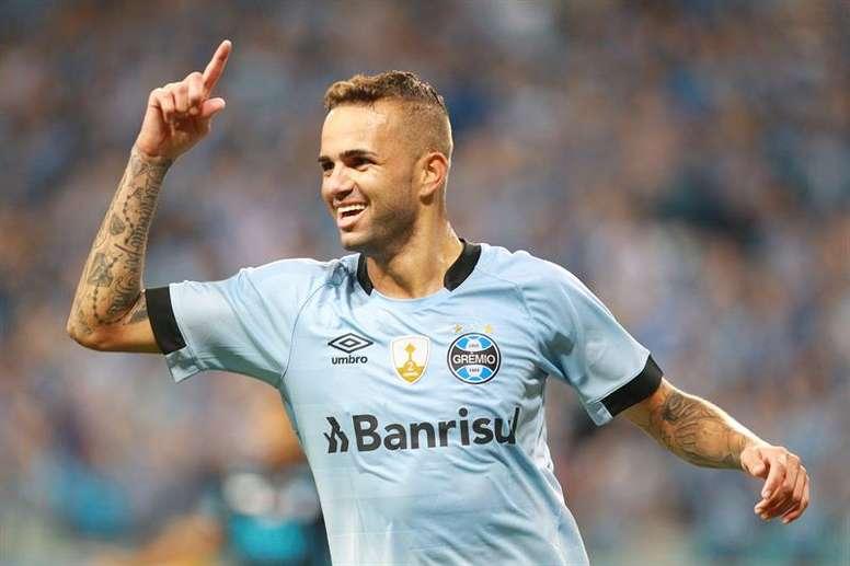 OFICIAL: Luan é o novo reforço do Corinthians. EFE