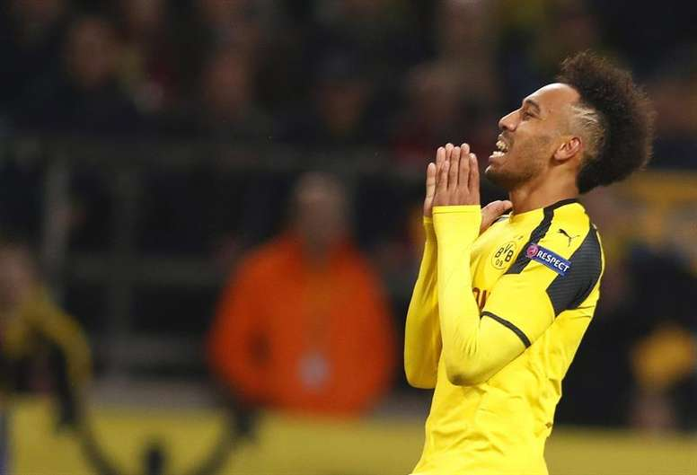 Le Borussia Dortmund a vaincu l'Eintracht de Francfort. EFE