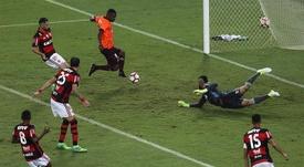 Importante victoria de Paranaense. EFE