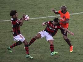 El conjunto brasileño tendrá que buscar un recambio. EFE/Archivo