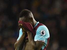 West Ham lose Antonio to injury. EFE/Archivo