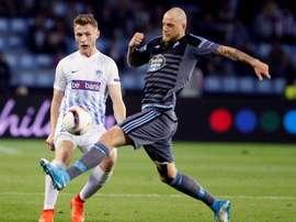 O Celta venceu, em Espanha, a partida de ida por 3-2. EFE