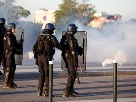 La policía argelina estudia la autenticidad del vídeo. EFE
