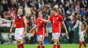 Empate sem gols entre Bayern de Munique e Bayer Leverkusen. EFE