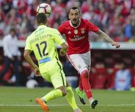 Boavista e Benfica empataram (2-2) na última jornada da Liga NOS. EFE
