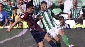 Capa cambiará el Eibar por el Athletic. EFE