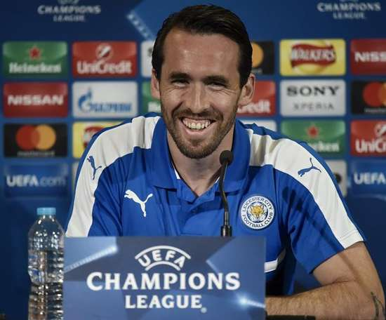 Leicester reportedly preparing Fuchs' contract renewal. AFP