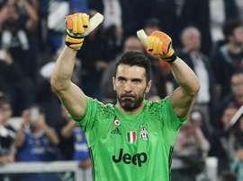 Buffon é o goleiro melhor valorado da história do futebol. EFE