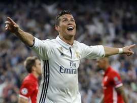 Ronaldo will line-up against Bayern Munich on Wednesday. EFE