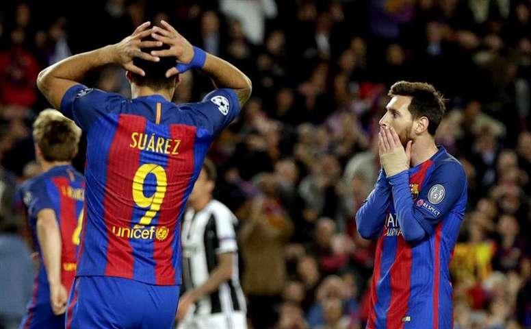 El barça perdería hasta el derecho de jugar competiciones europeas. EFE