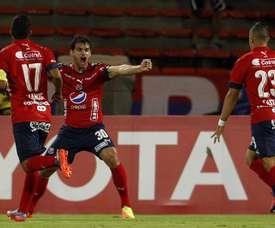 Independiente Medellín se permite el lujo de soñar. EFE/Archivo
