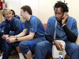 Ugo Ehiogu, tristemente fallecido, ha vuelto a ser protagonista en el mundo del fútbol. EFE