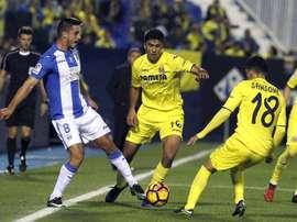 La Lazio veut recruter un attaquant de Villarreal. EFE