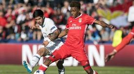 Sergio Díaz retournera au Real Madrid. EFE