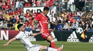 Manu Hernando renueva con el Madrid. EFE