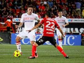 Toluca consiguió el pase a semifinales. EFE
