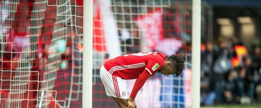 Bayern cede empate caseiro frente ao Mainz. EFE/EPA