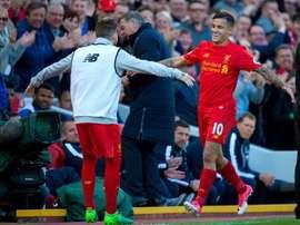Só o Liverpool levaria 100 milhões de euros. EFE