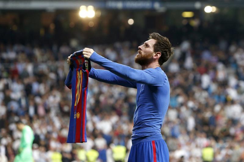 A 13 años del primer gol de la carrera de Lionel Messi