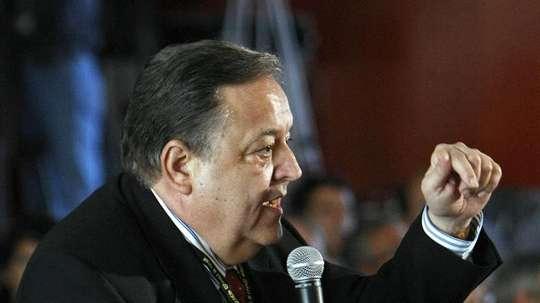 Eduardo Herrera, proclamado este lunes como nuevo presidente. EFE/Archivo