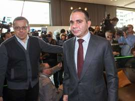 'LaLiga' y la Federación de Jordania firman un acuerdo de colaboración. EFE/Archivo