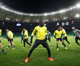 Pape Cheikh Diop open to move to London despite higher bid from Lyon. EFE/Archivo