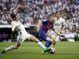 Le Real et le Barça voulaient recruter le même jeune. EFE