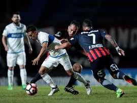 San Lorenzo cayó por 1-0 ante Deportivo Morón. EFE/Archivo