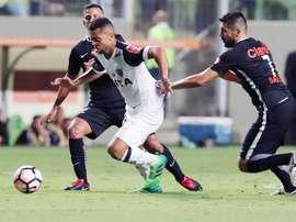 Atlético Minerio ya está en la siguiente fase de la competición. EFE/Archivo