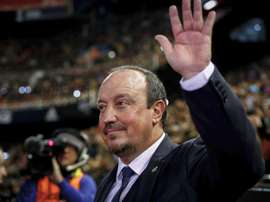 Rafa Benitez is said to be frustrated with the lack of tranfer progress made so far. EFE/Archivo