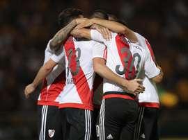 Importante triunfo de los 'millonarios' en la Libertadores. EFE/Archivo