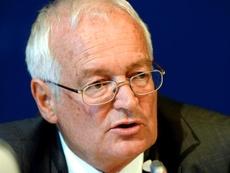 La FIFA decide suspender durante 90 días al presidente de Guam. EFE/Archivo