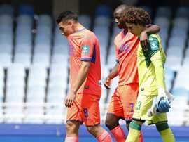 Granada relegated after defeat to Real Sociedad. EFE