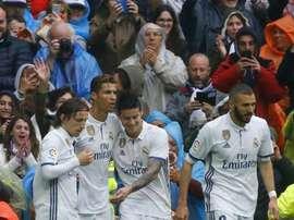 Ronaldo, mais de um mês depois, voltou aos gols na liga, mas também falhou um pénalti. EFE