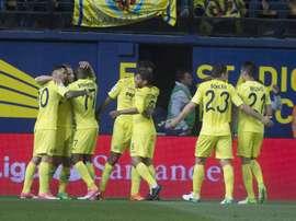 Villarreal rejoint l'Europa League. EFE