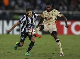 El conjunto brasileño tendrá que buscar un recambio para el jugador. EFE/Archivo