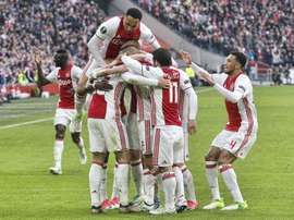 Ruthless Traore sparks Ajax rout of Lyon. EFE