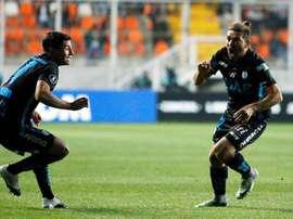 Antofagasta recibe la visita de Deportes Iquique. EFE