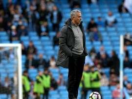 Mourinho ha puesto sus ojos en el joven Bruno Amorim. EFE/Arhivo