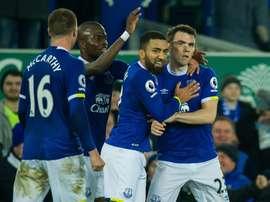 El Everton va a la caza de un joven delantero de 17 años. EFE/Archivo
