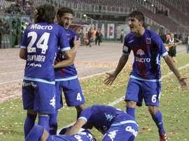 Tigre ha incorporado a tres nuevos futbolistas de golpe. EFE/Archivo